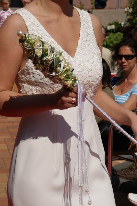 Brautstrauß Spindel